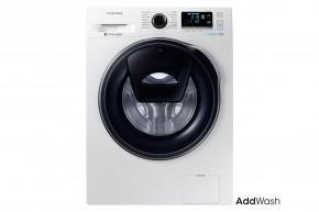 Práčka s predným plnením Samsung WW80K6414QW, A+++, 8 kg