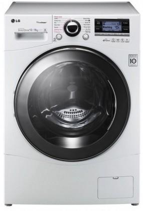 Práčka so sušičkou  LG F 12695 RDH