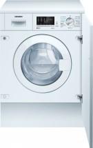 Práčka so sušičkou Siemens WK14D541, B, 6/4 kg + rok prania zadarmo