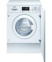 Práčka so sušičkou Siemens WK14D541, B, 6/4 kg + rok pranie zadarmo