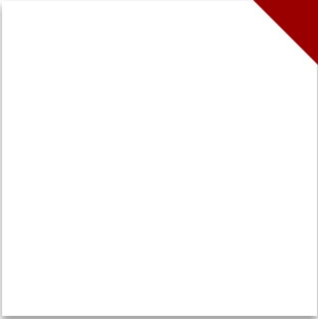 Pracovná doska Pracovná doska Nancy - 60x60 cm (biela)