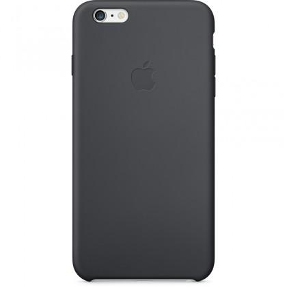 Pre Apple Apple iPhone 6 Plus Silicone Case Black
