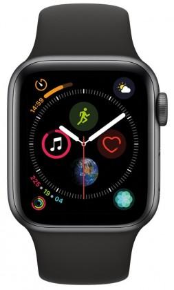 Pre Apple Apple Watch Series 4 GPS, 40mm, sivá, športový remienok