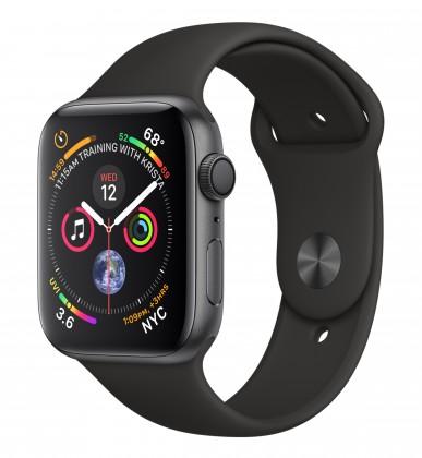 Pre Apple Apple Watch Series 4 GPS, 44mm, sivá, športový remienok