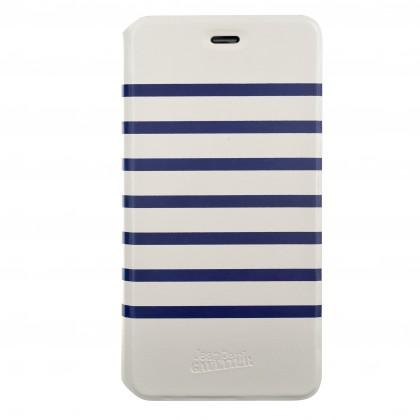 Pre Apple Bigben Folio pre IPHONE 6/6s Marine,biela/modrá