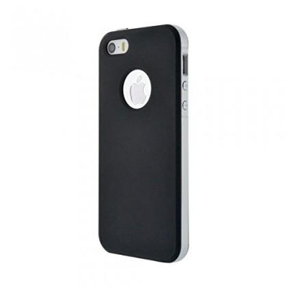 Pre Apple Bigben Hard Shell pre Iphone 6/6s, cierna/stribrná