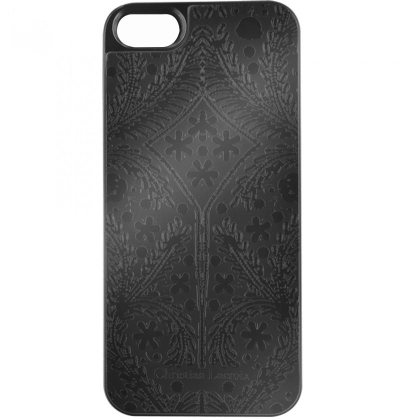 Pre Apple Bigben kryt pre iPhone 6/6s Paseo, kovovo čierna
