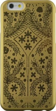 Pre Apple Bigben kryt pre iPhone 6/6s Paseo, kovovo zlatá
