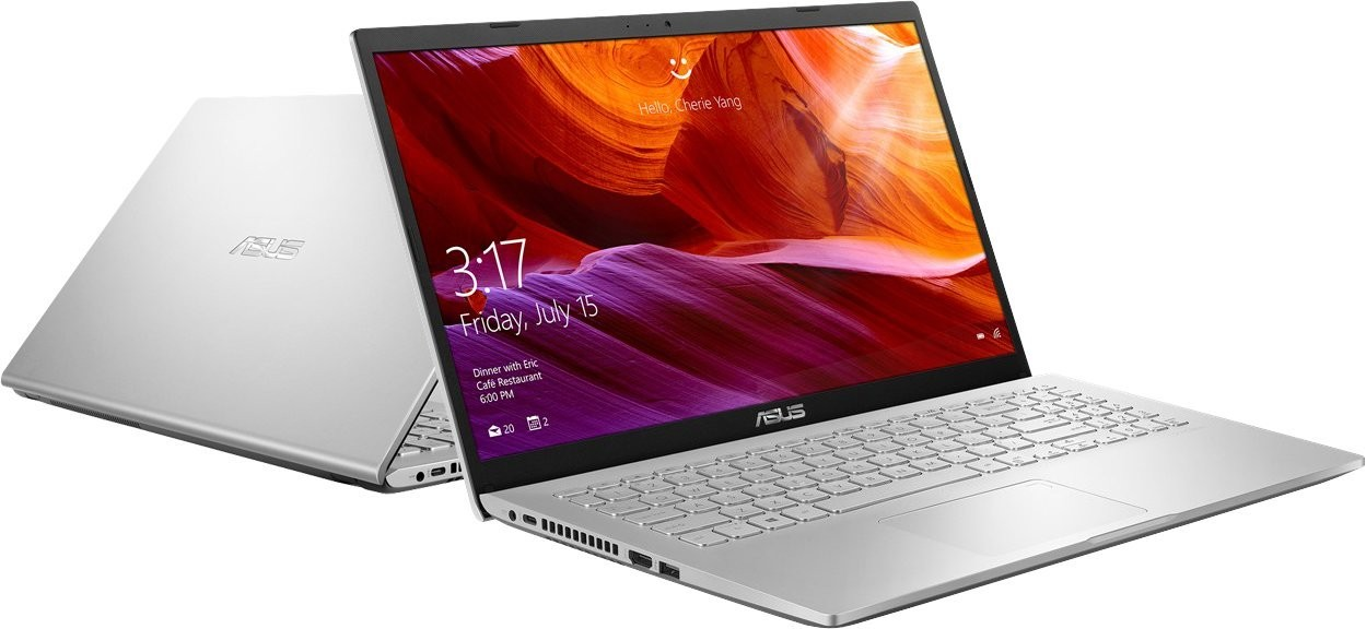 Pre náročných/Profi Notebook ASUS M509DA 15,6'' R3 4GB, HDD 1TB, M509DA-EJ079T