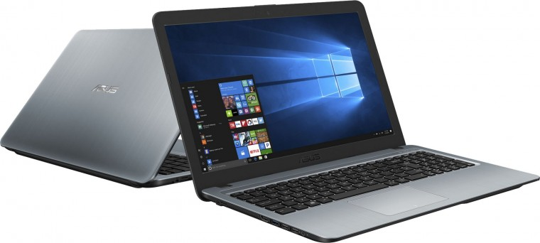 """Pre náročných/Profi Notebook ASUS X540MA 15,6"""" N4000 4GB, SSD 128GB, X540MA-DM128T PO"""