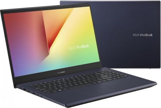 """Pre náročných/Profi Notebook ASUS X571LH-BQ189T 15,6"""" i7-10750H 16GB, SSD 256GB+1TB"""