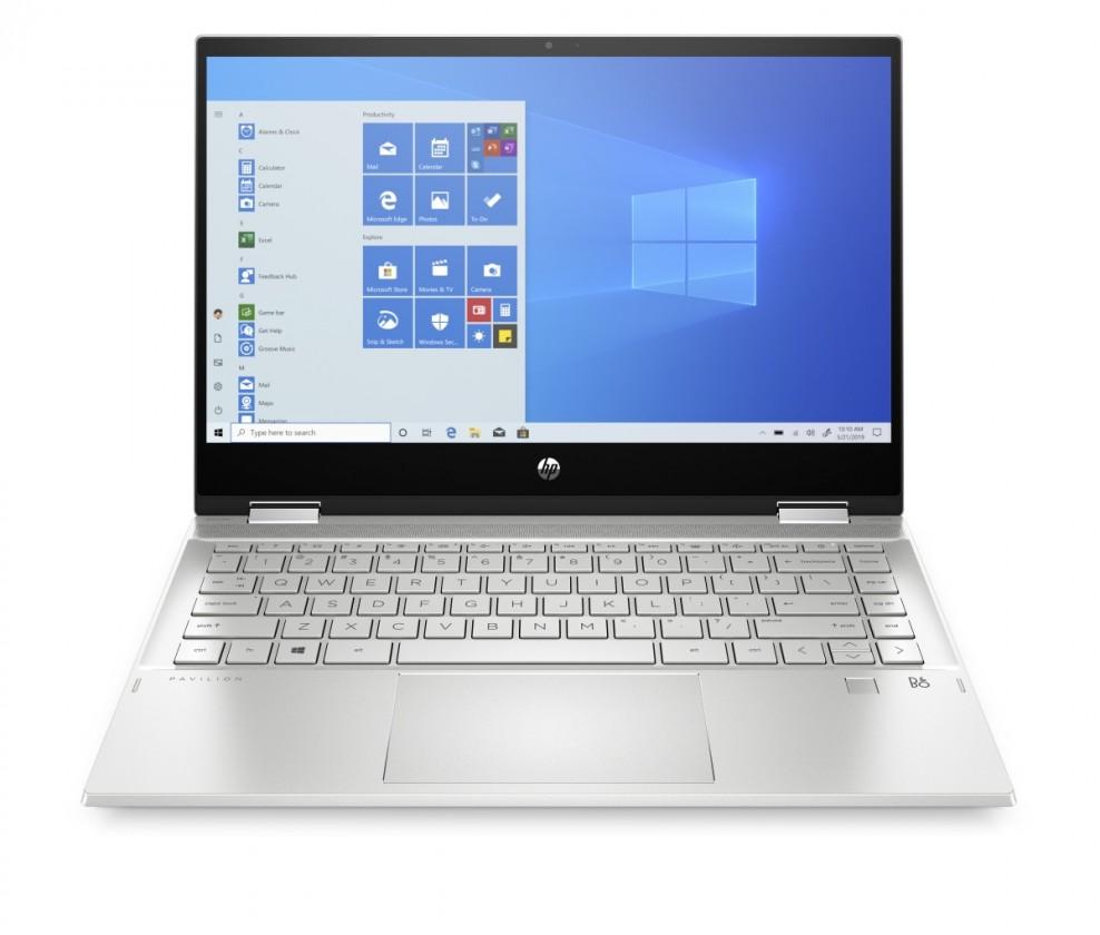 """Pre náročných/Profi Notebook HP Pavilion x360 14-dw0001nc 14"""" i3 8GB, SSD 512GB"""