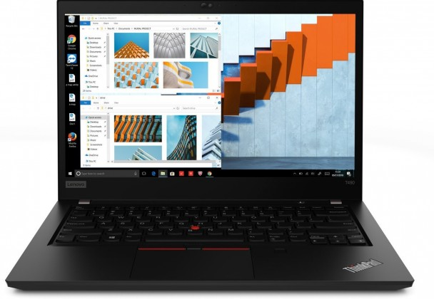 """Pre náročných/Profi Notebook Lenovo ThinkPad T490 14"""" i5 16GB, SSD 512GB"""