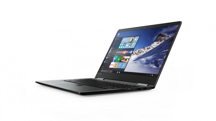 """Pre náročných/Profi Notebook Lenovo Yoga 14"""" i5 8GB, SSD 256GB, 80V4007MCK"""