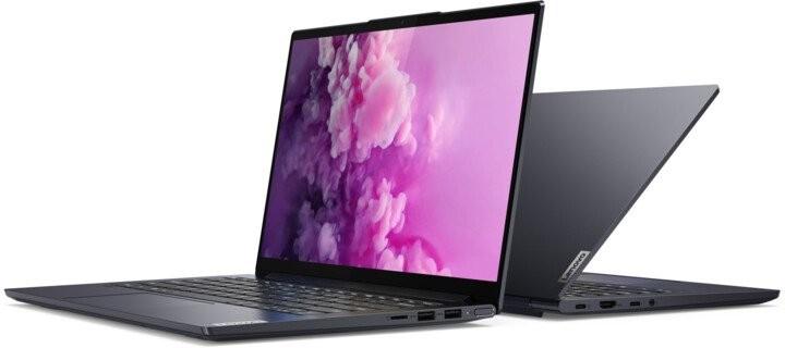 """Pre náročných/Profi Notebook Lenovo Yoga Slim 7 14IIL-05 14"""" i5 16GB, SSD 512GB, 2GB"""