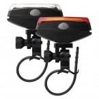 Predné + zadné svietidlo na bicykel Emos P3922, LED