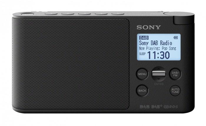 Přenosné DAB rádio SONY XDR-S41DB
