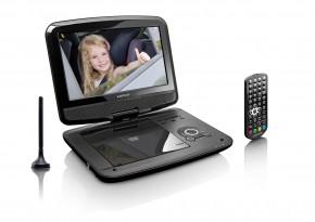 Prenosný DVD prehrávač Lenco DVP-9413