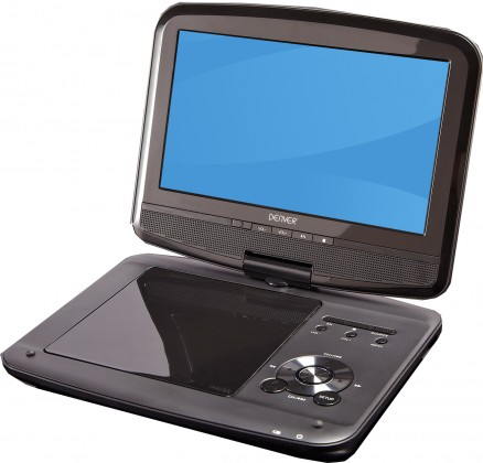 Prenosný DVD prehrávač Prenosný DVD prehrávač Denver MT-980T2
