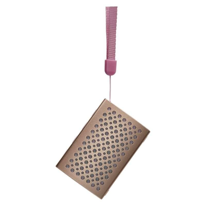 Prenosný reproduktor Bluetooth reproduktor EMOS TIFFY, růžový