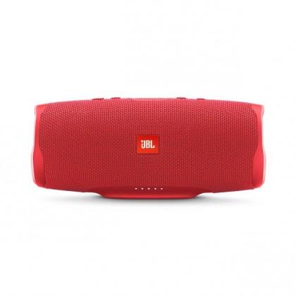 Prenosný reproduktor Bluetooth reproduktor JBL Charge 4, červený