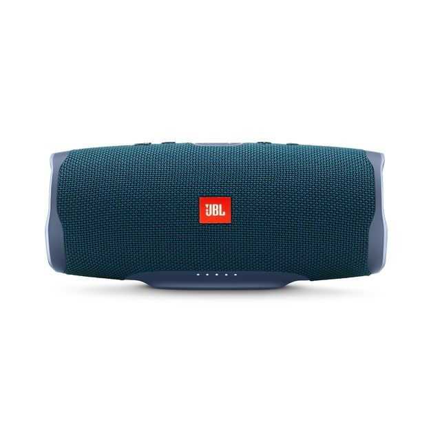 Prenosný reproduktor Bluetooth reproduktor JBL Charge 4, modrý