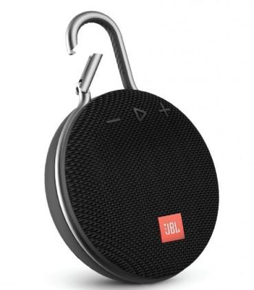 Prenosný reproduktor Bluetooth reproduktor JBL Clip 3, čierny