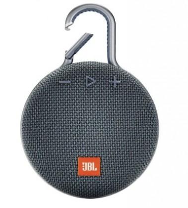 Prenosný reproduktor Bluetooth reproduktor JBL Clip 3, modrý