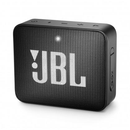 Prenosný reproduktor Bluetooth reproduktor JBL GO 2, čierny