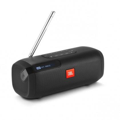 Prenosný reproduktor Bluetooth reproduktor JBL Tuner, čierny