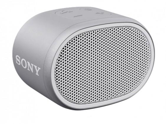 Prenosný reproduktor Bluetooth reproduktor Sony SRS-XB01, biely