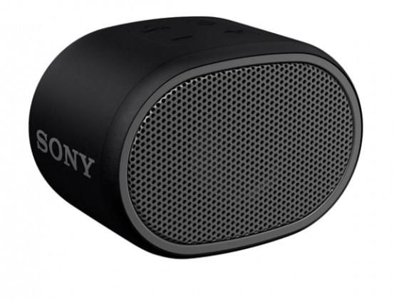 Prenosný reproduktor Bluetooth reproduktor Sony SRS-XB01, čierny