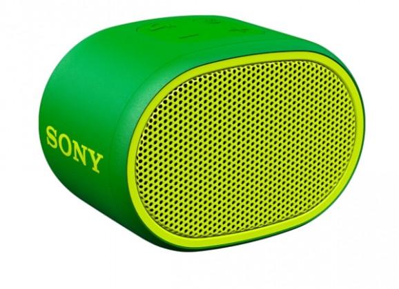Prenosný reproduktor Bluetooth reproduktor Sony SRS-XB01, zelený