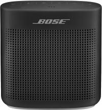 Prenosný reproduktor Bose SoundLink Color II, čierny