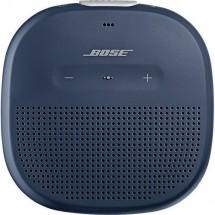 Prenosný reproduktor Bose SoundLink Micro, modrý