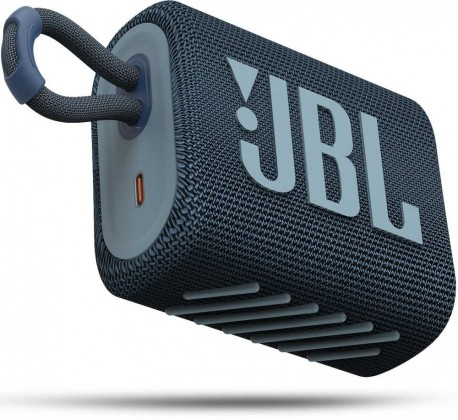 Prenosný reproduktor JBL GO 3 Blue