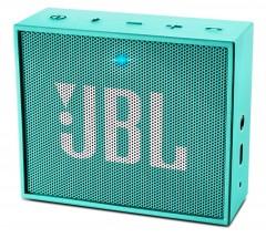 Prenosný reproduktor JBL Go tyrkysový