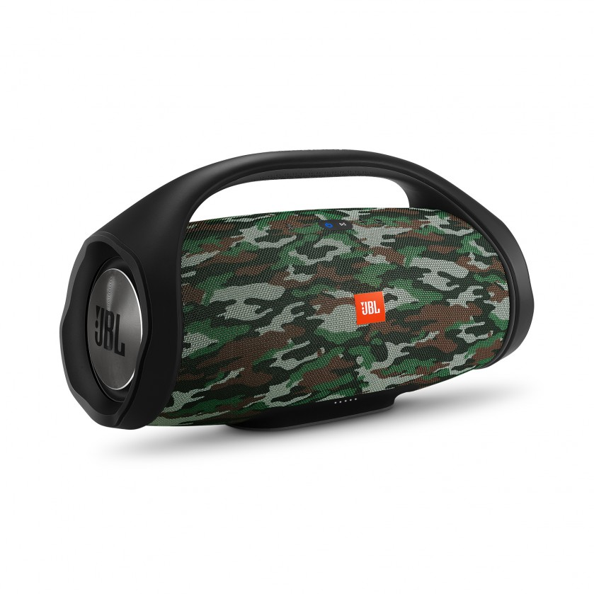 Prenosný reproduktor Prenosný reproduktor JBL Boombox squad