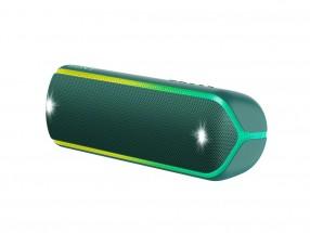 Prenosný reproduktor Sony SRS-XB32, zelený