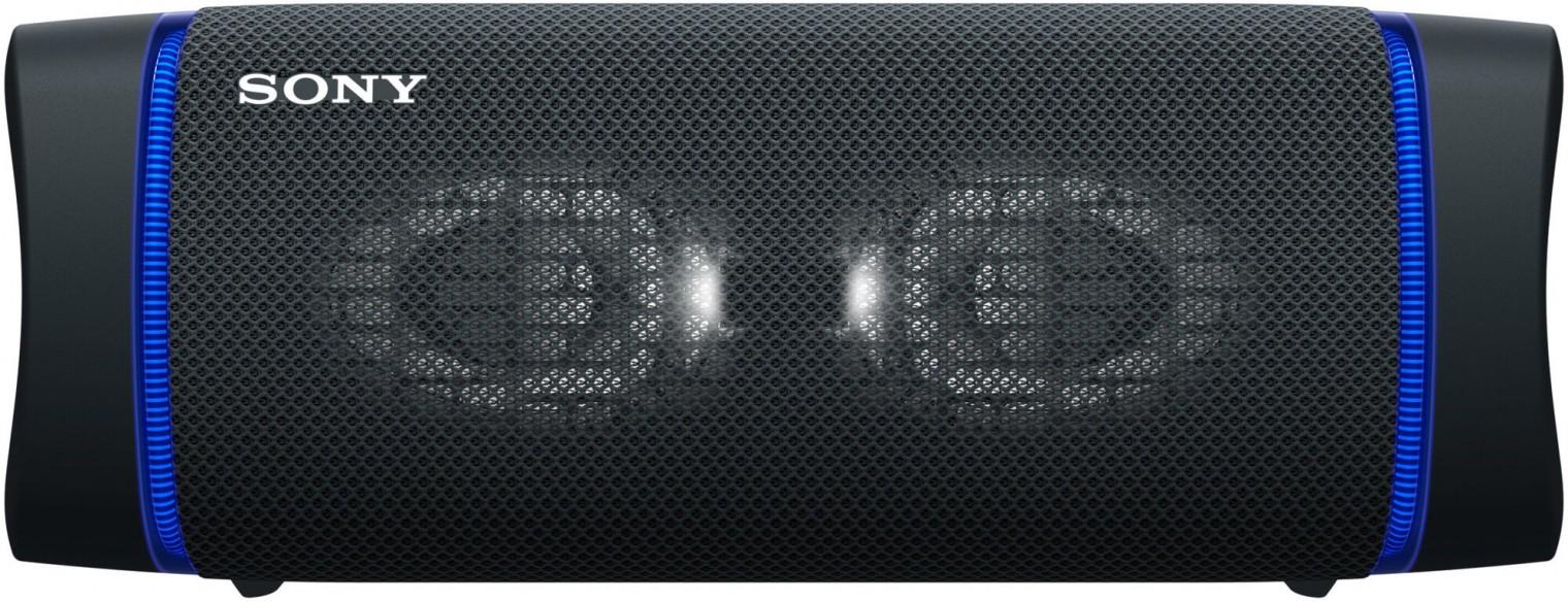 Prenosný reproduktor SONY SRS-XB33B Prenosný reproduktor XB33 s funkciou EXTRA BASS