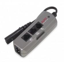 Prepäťová ochrana APC PNOTEPROC8-EC, 1 zásuvka, vypínač