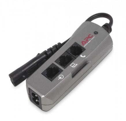 Prepäťové ochrany Prepäťová ochrana APC PNOTEPROC8-EC, 1 zásuvka, vypínač