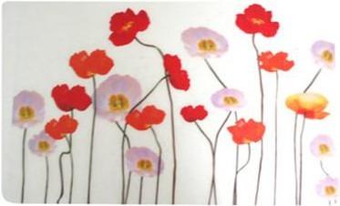 Prestieranie (kvety gerbera)
