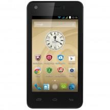 PRESTIGIO MultiPhone 5454 DUO, black + darček