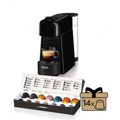 Príprava kávy ZLACNENÉ Kapsuľový kávovar De Longhi EN200.B