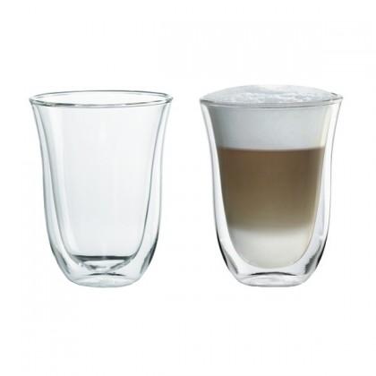 Príprava nápojov Skleničky na kávu DeLonghi Latte macchiato