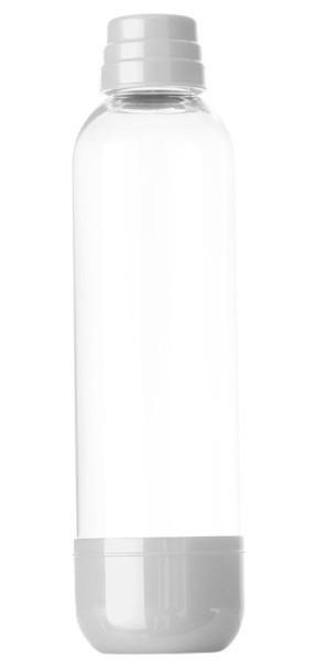 Príprava nápojov Sóda fľaša 1l biela pre Limobar ROZBALENÉ