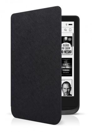 Príslušenstvo k čítačkám Puzdro Connect IT pre PocketBook 616/627/632, čierne