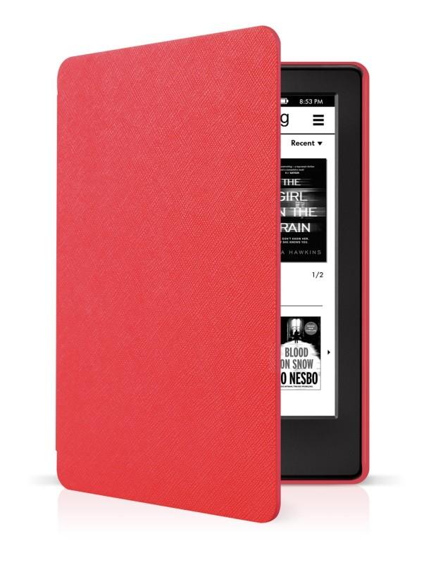 Príslušenstvo k čítačkám Puzdro na čítačku kníh Amazon Kindle 2019/2020, červené