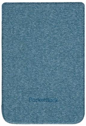 Príslušenstvo k čítačkám Puzdro na čítačku kníh PocketBook 616, 627, 632, modrá